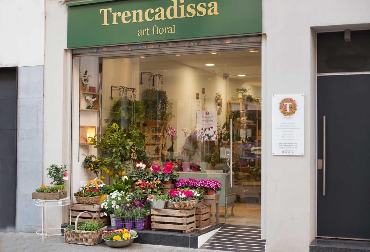 Floristería en Badalona-Barcelona