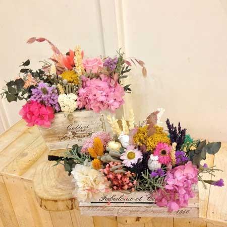 Decoracion con flores secas cheap com cuadros flores - Decoracion con flores secas ...