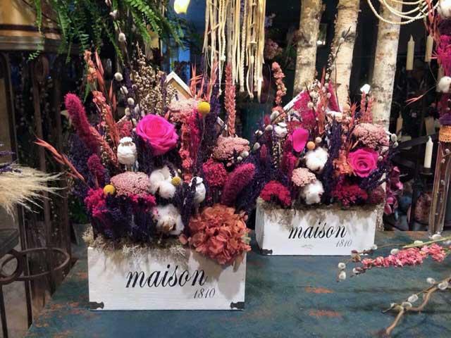CAjAS-DE-MADERA-Recipientes-madera-blanca-lavanda-flor-seca-algodon-rosa-hortensia-preservada.jpg