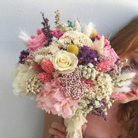 Ramo de novia, bouquets, en venta online para toda España