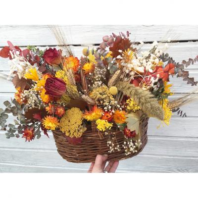 Composiciones con flor seca o preservada archivos - Adornos flores secas ...
