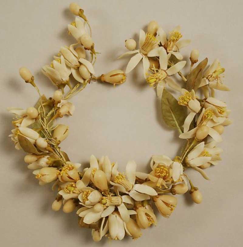 Coronas vintage, nuestra inspiración para los tocados de nuestras novias
