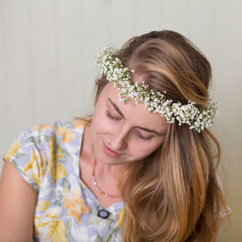 Corona con paniculata, venta online