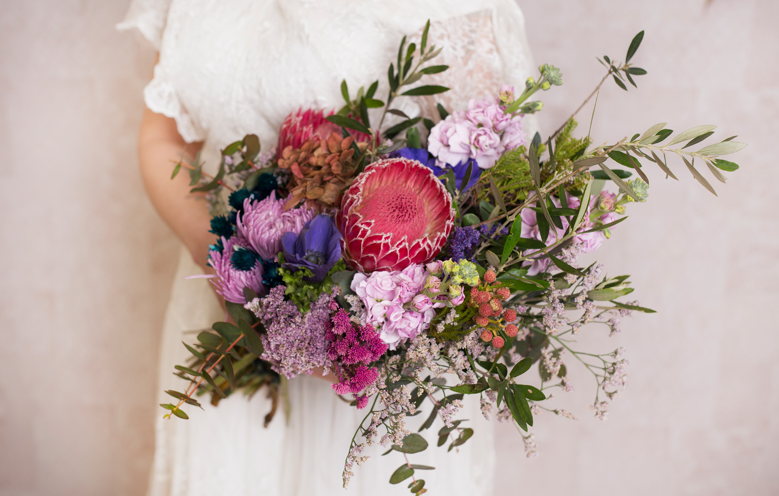 Trencadissa, ramos de novia y decoración floral de ceremonias
