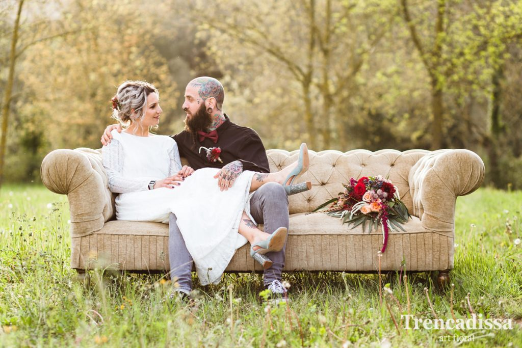 Decoración floral de bodas a medida