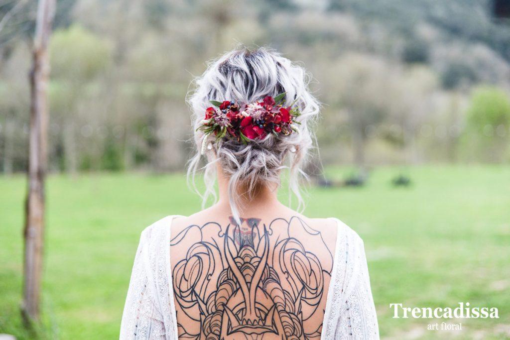 Tocados, peinetas, flores para bodas, venta online para toda España