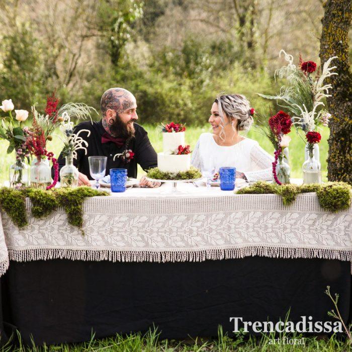Decoració floral integral de bodes i esdeveniments familiars i professionals