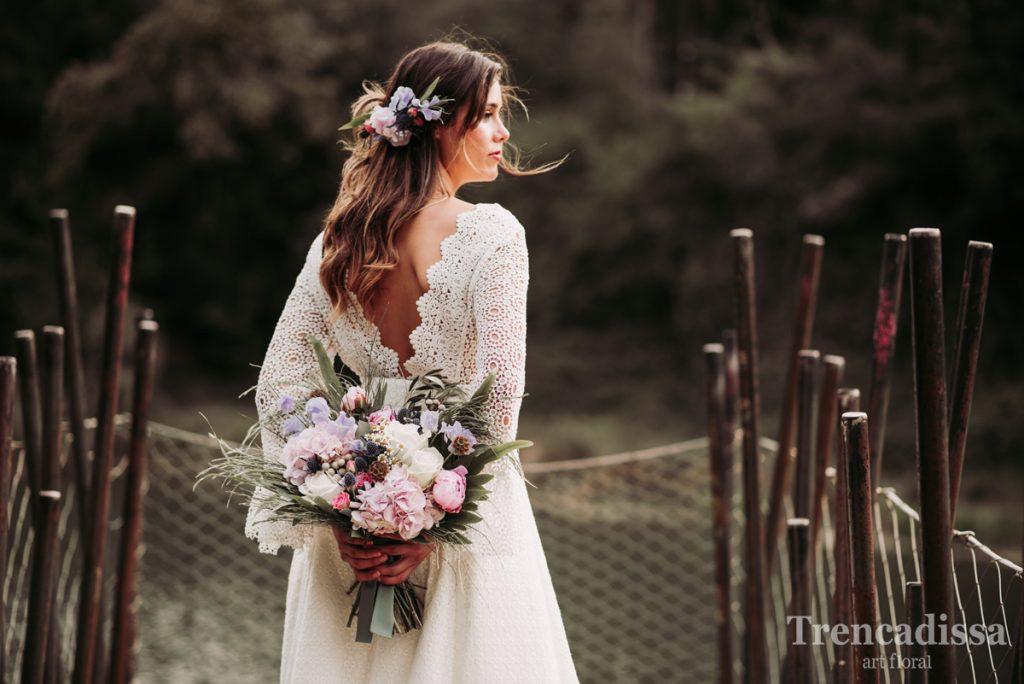 Flores en tu boda, diademas, prendidos, ramos, y todas las flores que necesites para tu evento
