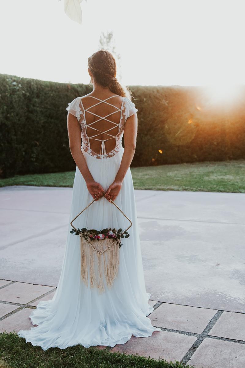 Ramo de novia original