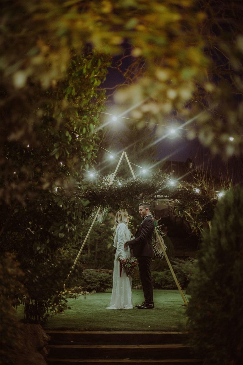 Decoración floral integral de bodas