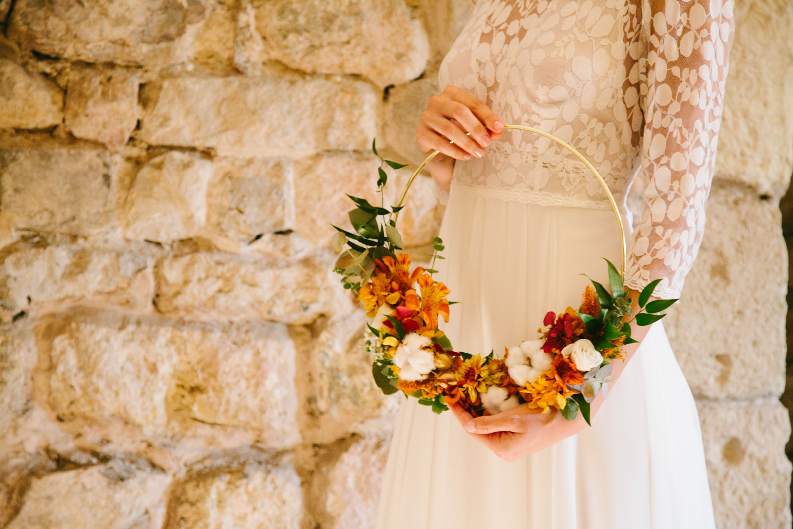 Diseñamos y personalizamos la decoración floral para tu boda
