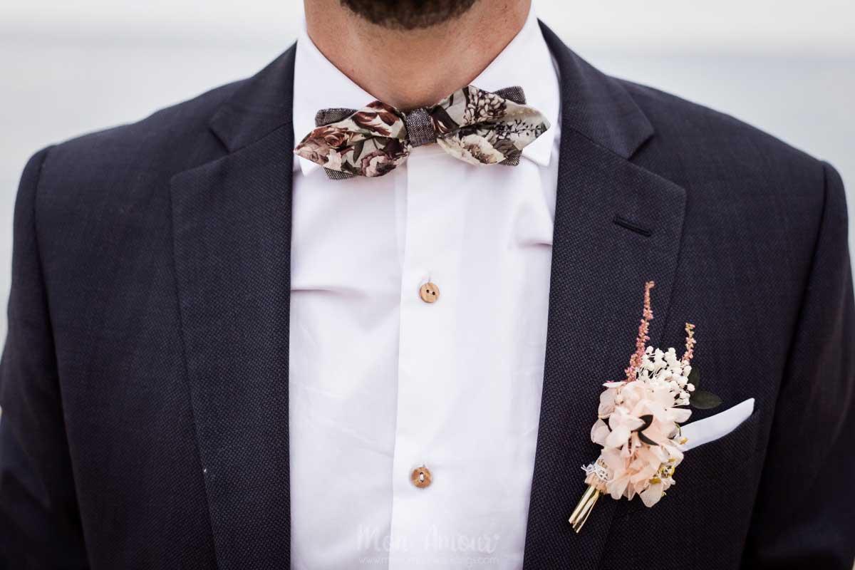 Prendidos de boda