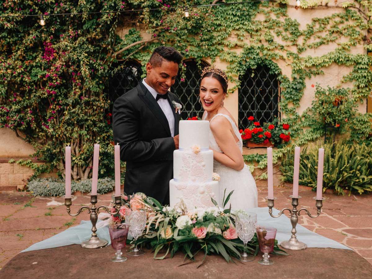 Decoración floral integral de bodas en Barcelona