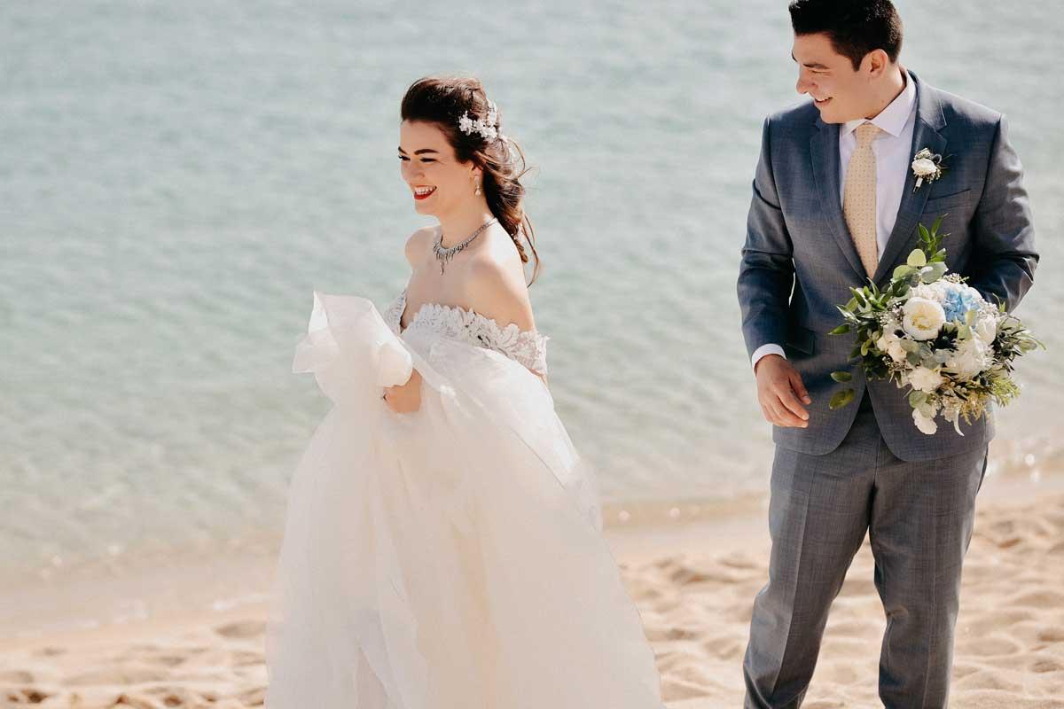 Ramos de novias y complementos florales para bodas