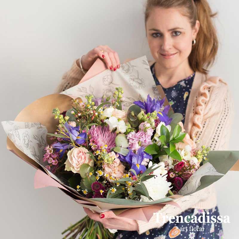 Ramos de flores naturales venta online para Badalona y Barcelona