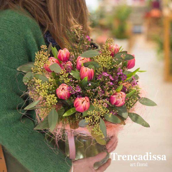 Ramo de tulipanes venta online