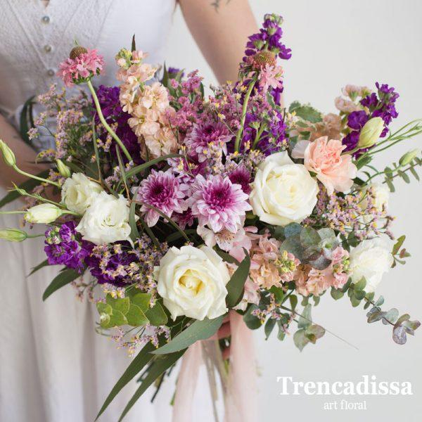 Ramos de flores naturales venta online desde Badalona-Barcelona