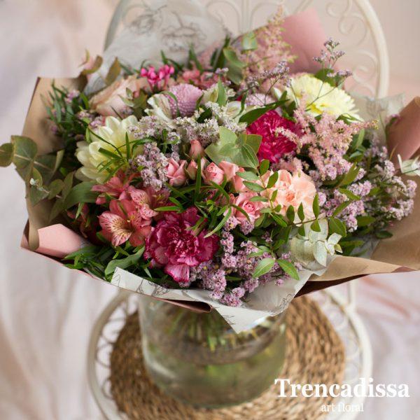 Ramos de flores naturales, envíos a toda España