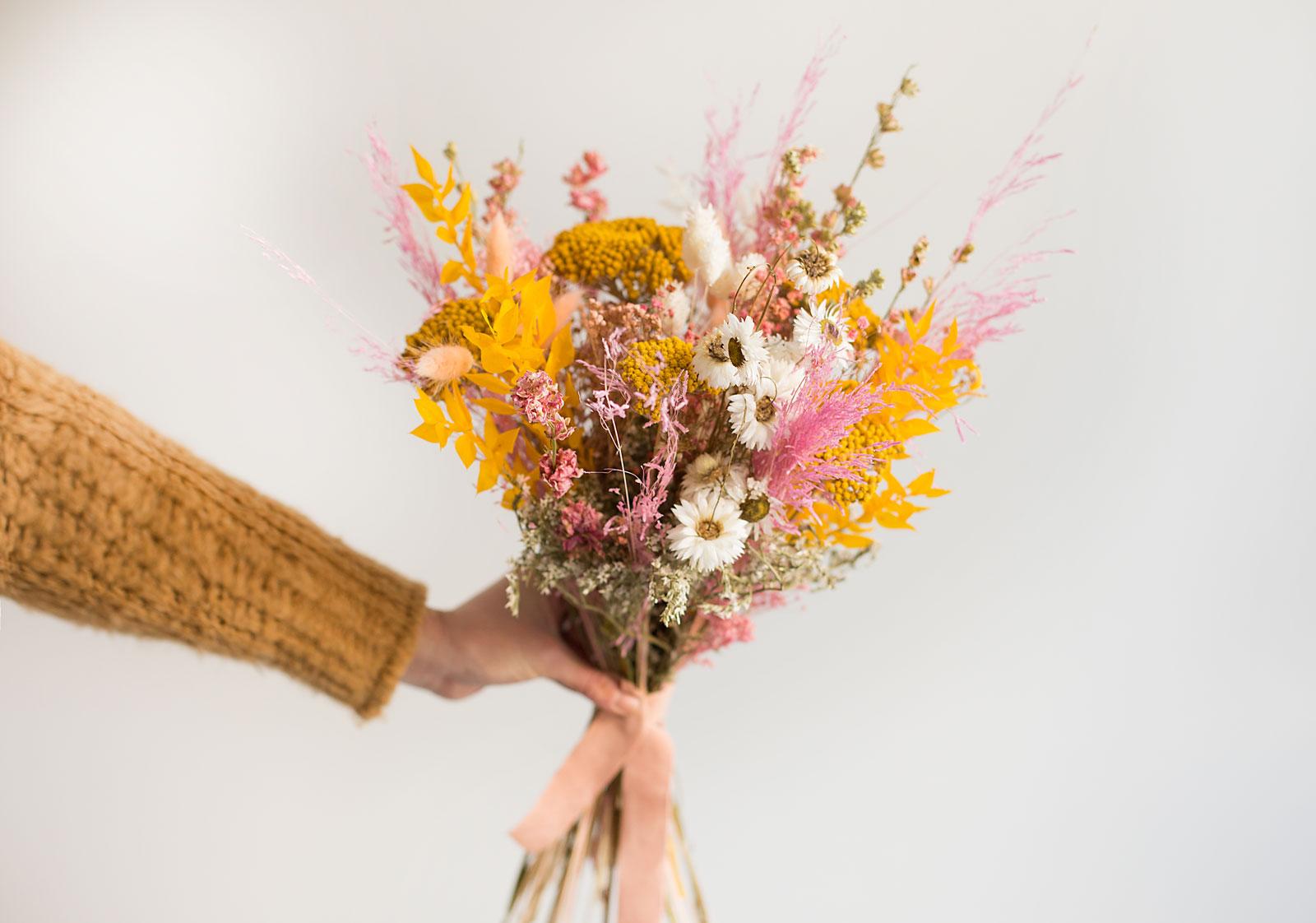 Trencadissa, floristería en Badalona-Barcelona, especializada en flor seca y preservada