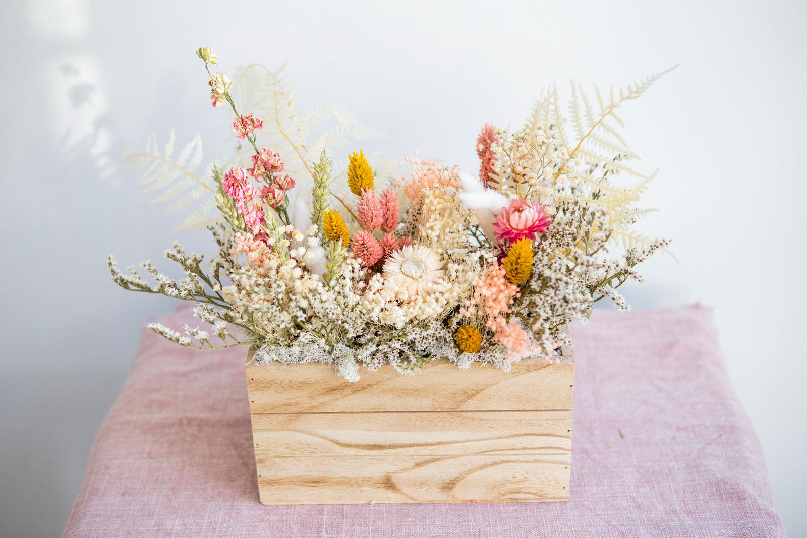 Decoración floral para bodas en Barcelona, Trencadissa Art Floral