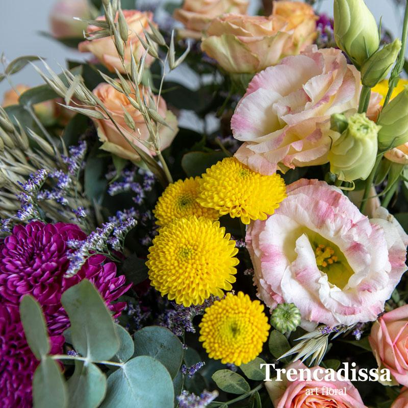 Ramos de flores naturales venta online